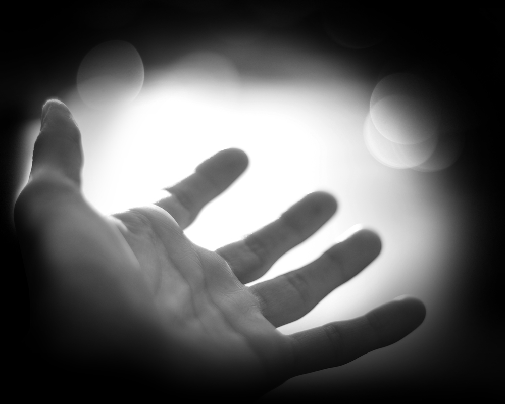 Hope Image of Hands Reaching