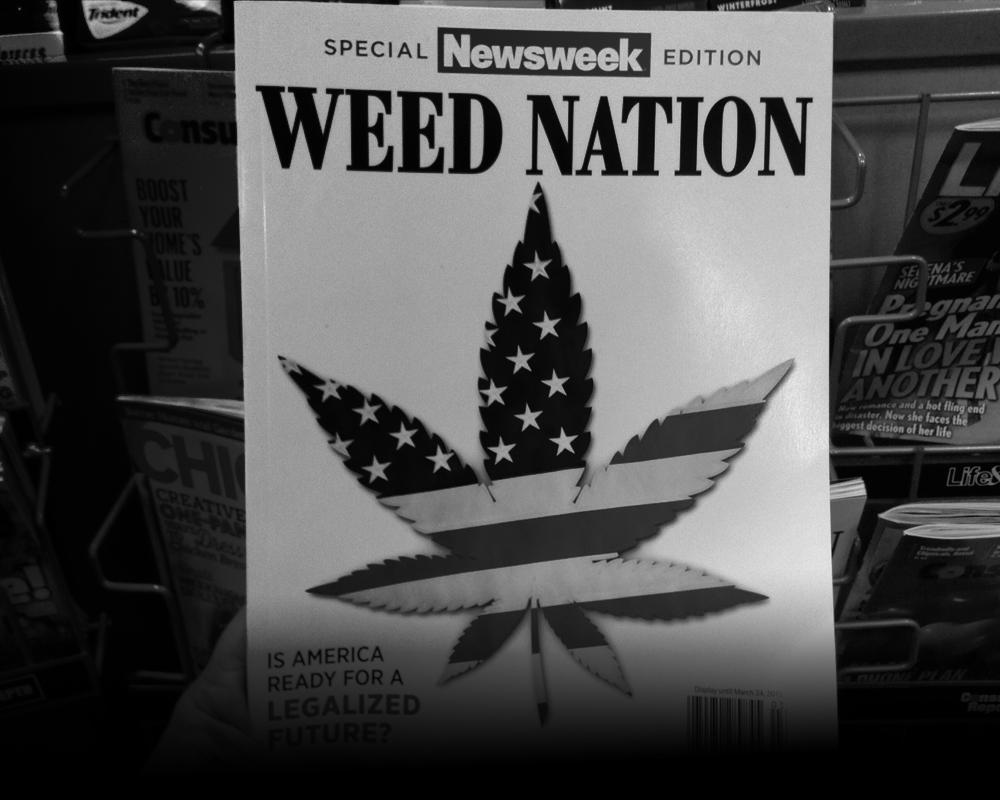 Marijuana Legalization Image